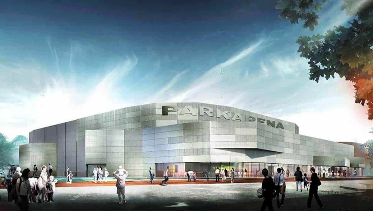 Næstved arena